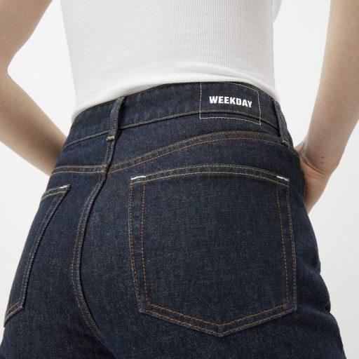 Biodegradowalna, jeansowa kolekcja Weekday to nie lada gratka dla fanek nurtu eko