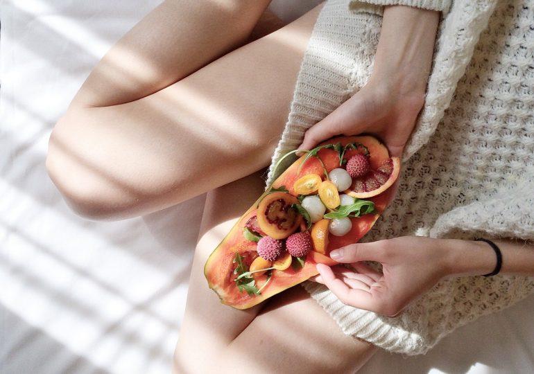 5 nawyków żywieniowych, dzięki którym Wasza skóra na dłużej pozostanie piękna