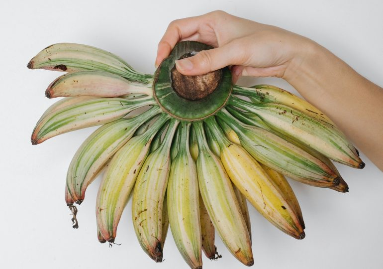 5 urodowych właściwości skórki banana