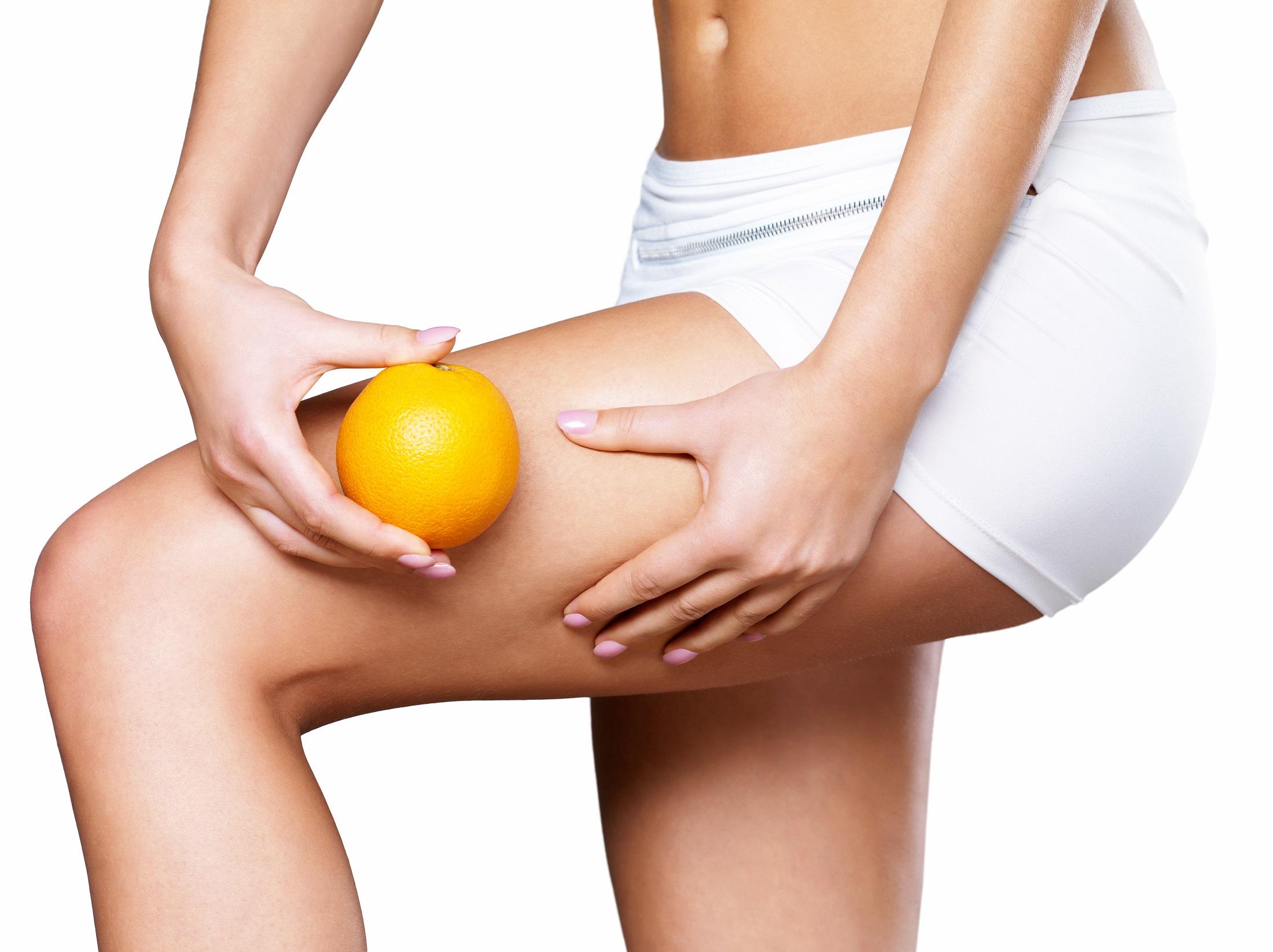 Czym jest pomarańczowa skórka i jak z nią walczyć?