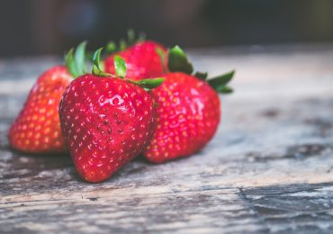 3 urodowe właściwości truskawek